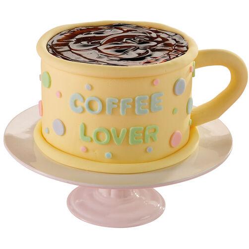 "Mega Mug 'a ""Joe"" Cake"