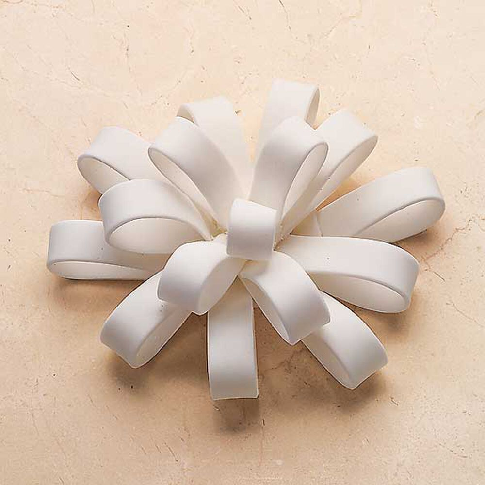 How To Make Fondant Loop Bow Cake Topper