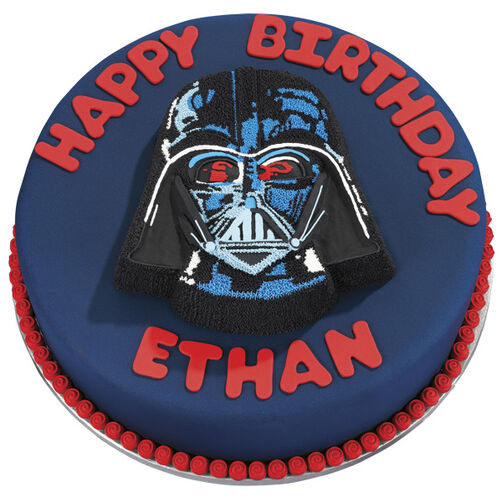 Darth Vader? Birthday Cake!