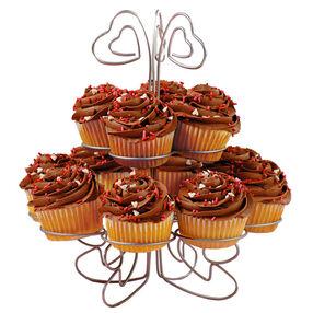 Sweetheart Swirl Cupcakes