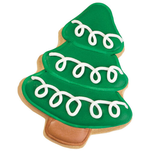 Punchy Pine Pan Cookies