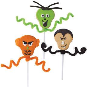 Trilogy of Terror Cookie Pops