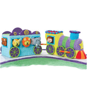 Choo Choo Train Cake Pan Set Wilton