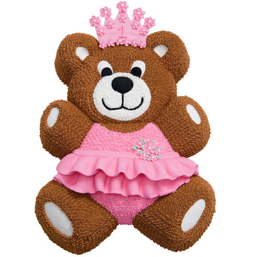 Teddy in a Tutu! Cake