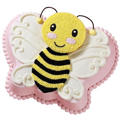 Beaming Bee Cake