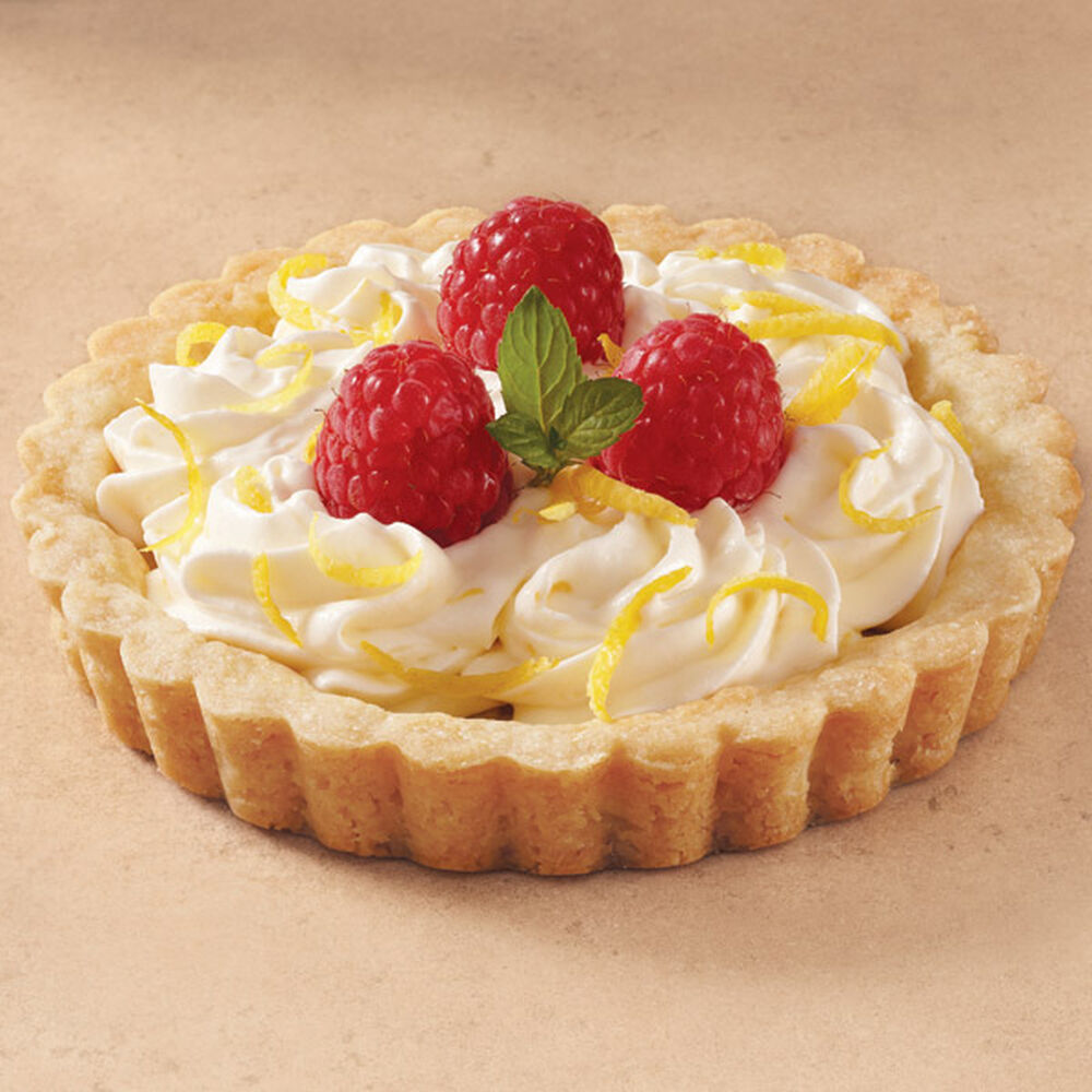 Lemon Raspberry Tarts Recipe Wilton
