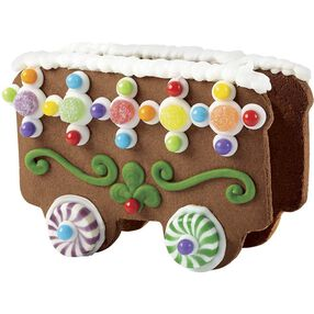 Choo-Choo Chocolate Cookie Train Cargo Car