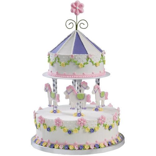 Take a Whirl, Girl! Cake