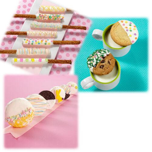 Fluffy Marshmallow Candy Treats