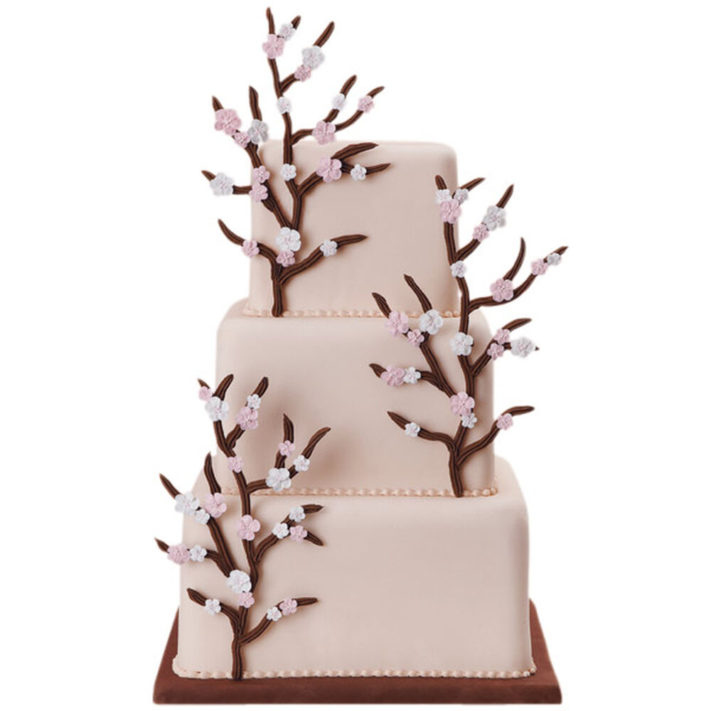 The Family Tree Branches Out Cake Wilton