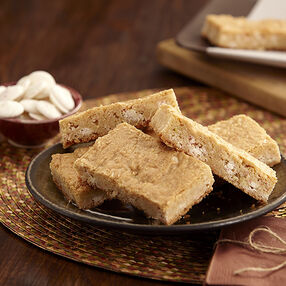 Sugar Cookie Candy Melts® Blondies