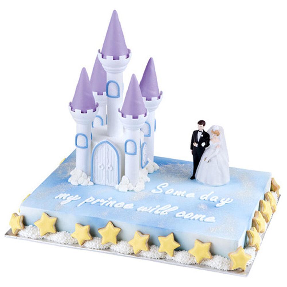 Fairy Tale Wedding Castle Cake Wilton