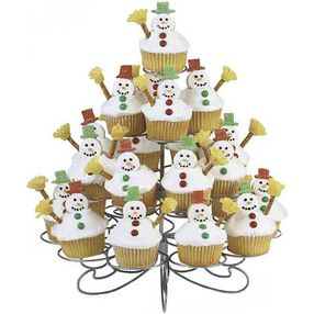 Snow Much Fun Cupcakes