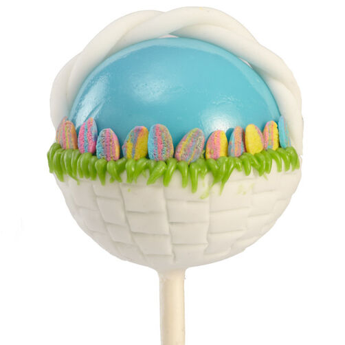 Bonnie Easter Basket Cake Pops
