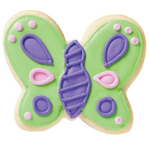 Fluttering Butterfly Cookie