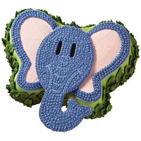 All Ears Elephant Cake