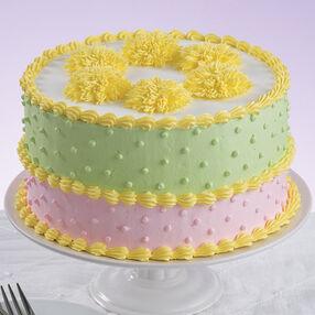 Botanic Rainbow Cake