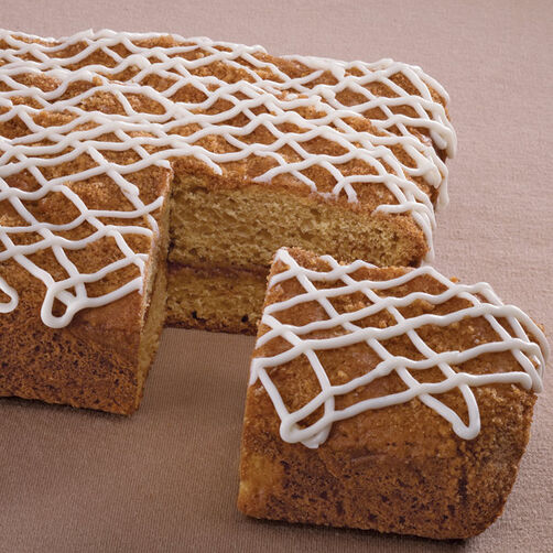 Cinnamon Streusel Brunch Cake