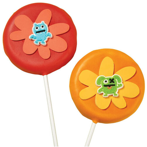 Uglydoll is Beautiful Cookie Pops