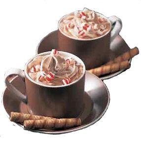 Chocolate Peppermint Cream