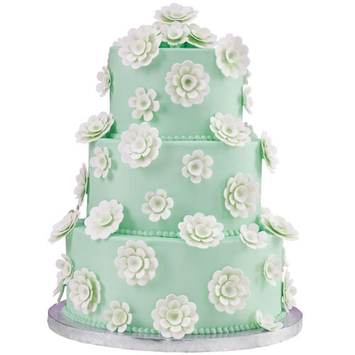 A Dream in Green Cake