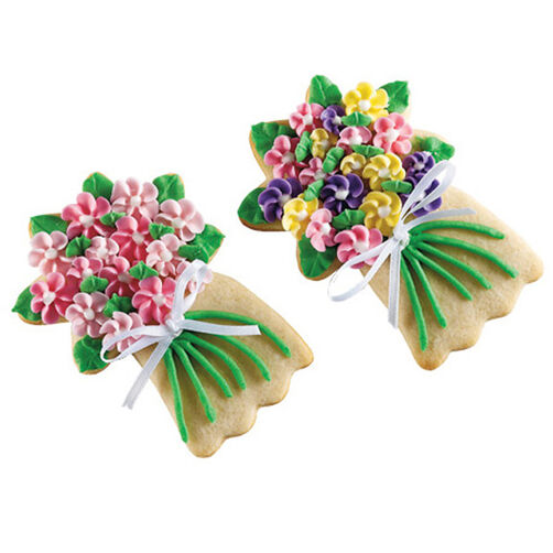 Bridal Bouquets Cookies