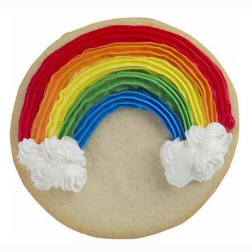 Rainbow Bright Cookies