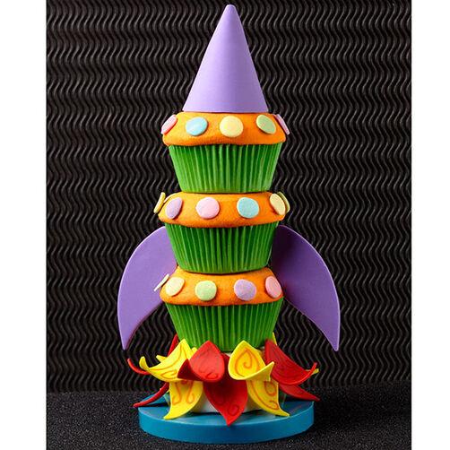 Blast Off Cupcakes