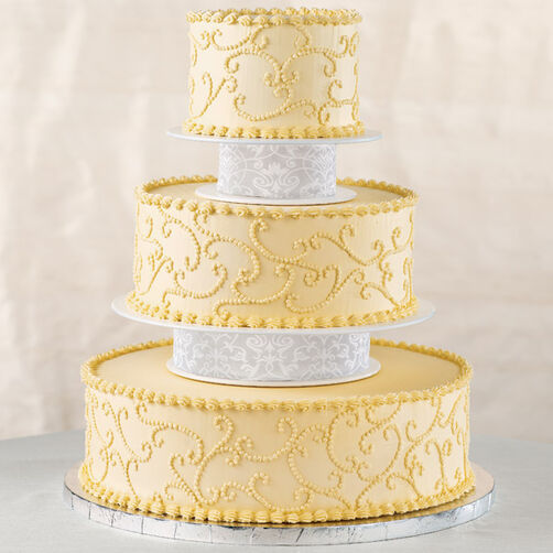 Lasting Impressions Cake