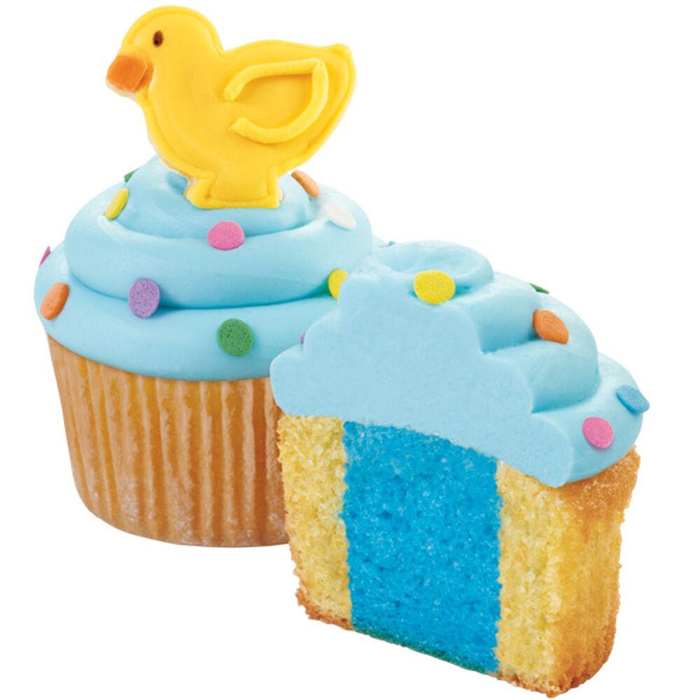 Baby Boy Joy Cupcakes