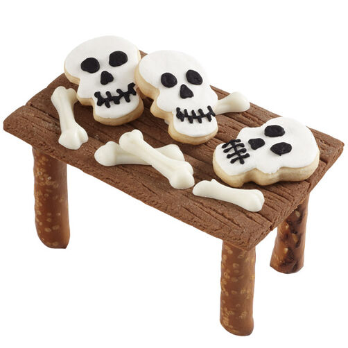 Table of Terror Cookies & Candies