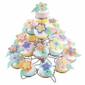 Cupcake Corsages