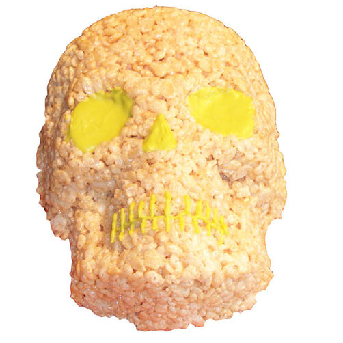 Skull Cereal Treat