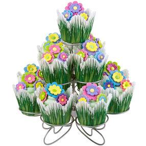 Flora Cupcakes Display