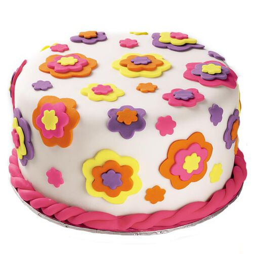 Picked for Color Cake