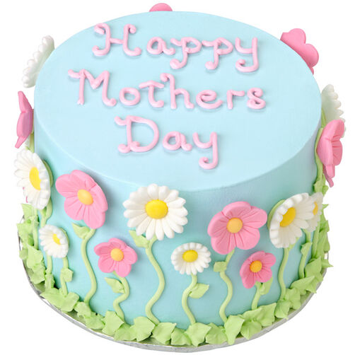 Blossoming Cake for Mom