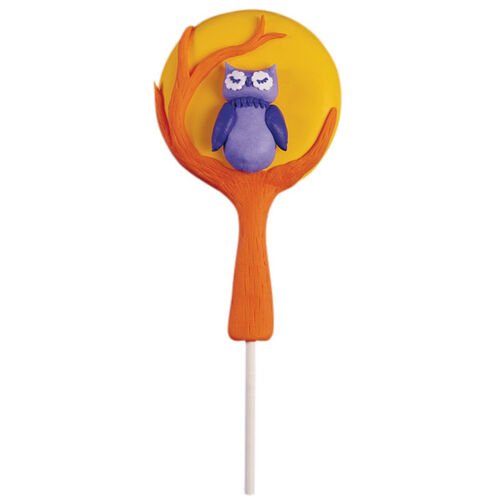 Owl Be There! Cookie Pop
