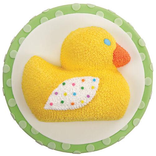 Baby's Bath Buddy Cake