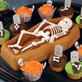 Back From The Grave Cake