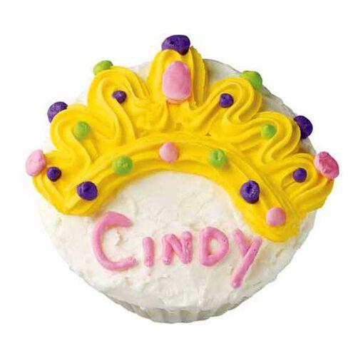 Reigning Princess Cupcakes