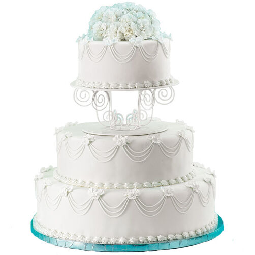 Wedding Cake Decorating Classes: Bountiful Bouquet Cake
