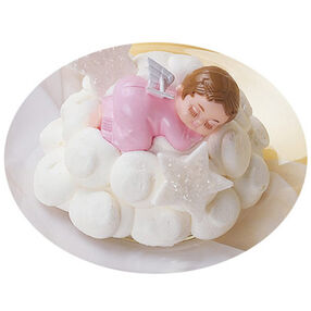 Cloud Cuddling Cupcakes