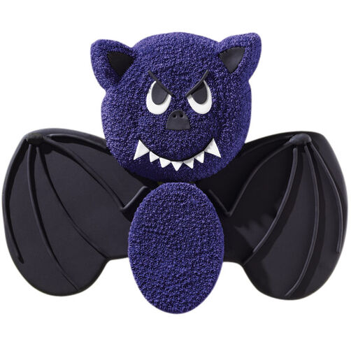 Bat Intentions Cake & Cookie