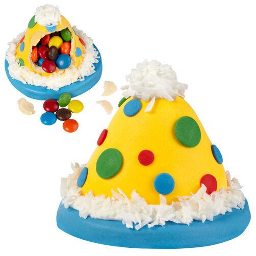 Party Hat Piñata Treats