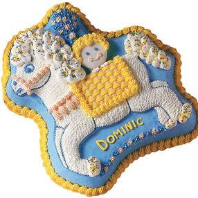 Pony Ride Cake