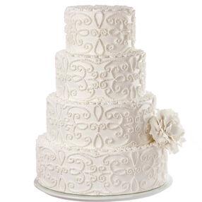 Victorian Beadwork Cake