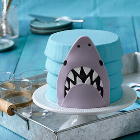 Shark Cake is Here!