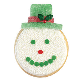 Best of the Season Snowman Cookies