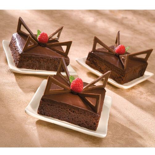 Iced Brownies