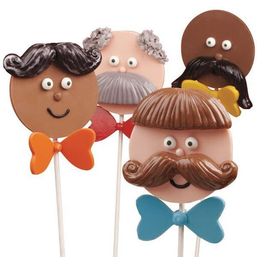 Barbershop Quartet Lollipops